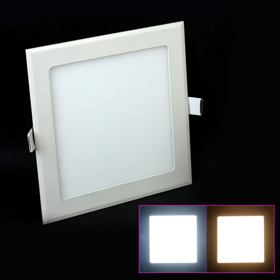 Гаджет  Free shipping 3w/5W/6W/9W/12W/15W/18W led panel lighting ceiling light  DownlightAC85-265V , ,Warm /Cool white,indoor lighting None Свет и освещение