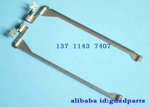 """15"""" Right&Left LCD Hinges For HP Compaq Presario M2000"""