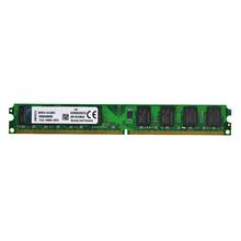 Brand New Sealed ram DDR2 2 GB 800 MHz no ECC de memoria para equipos de Sobremesa RAM (INTEL y AMD) sistema Compatible de Alta(China (Mainland))