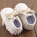Baby Shoes Leather Kids Newborn Girls Boys Spring Autumn Toddler Frist Walkers Moccasins Foot Wrapping Soft