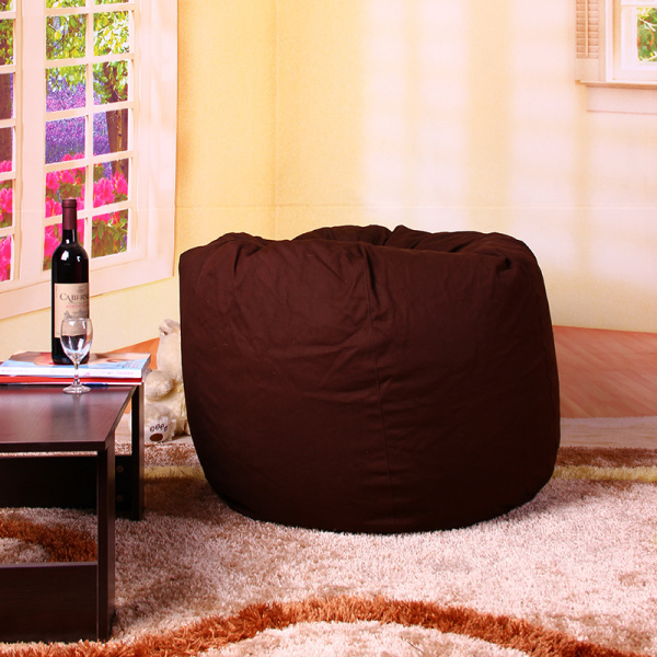 FREE SHIPPING large bean bags chairs coffee bean bags chairs cotton bean bag  sofa without filling bean bag covers only<br>