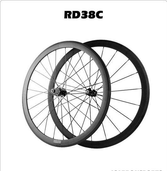 carbon road bike wheels tubular 24mm carbon wheels taiwan(China (Mainland))