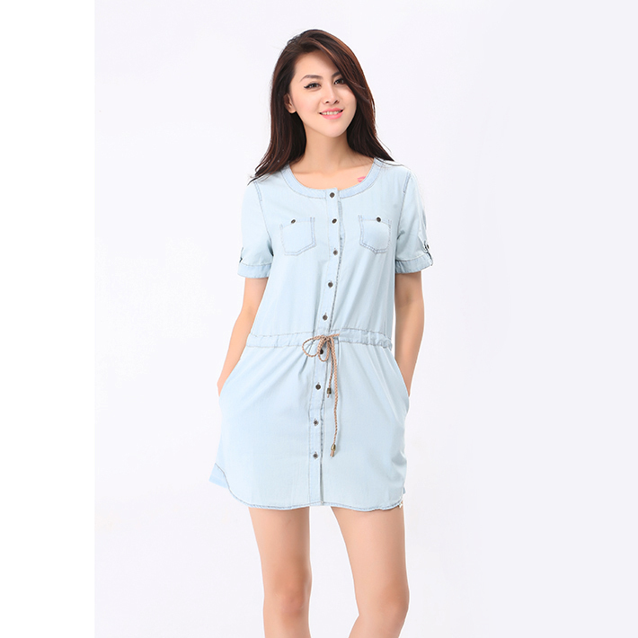 Innovative Only  Only Denim Shirt Dress At ASOS