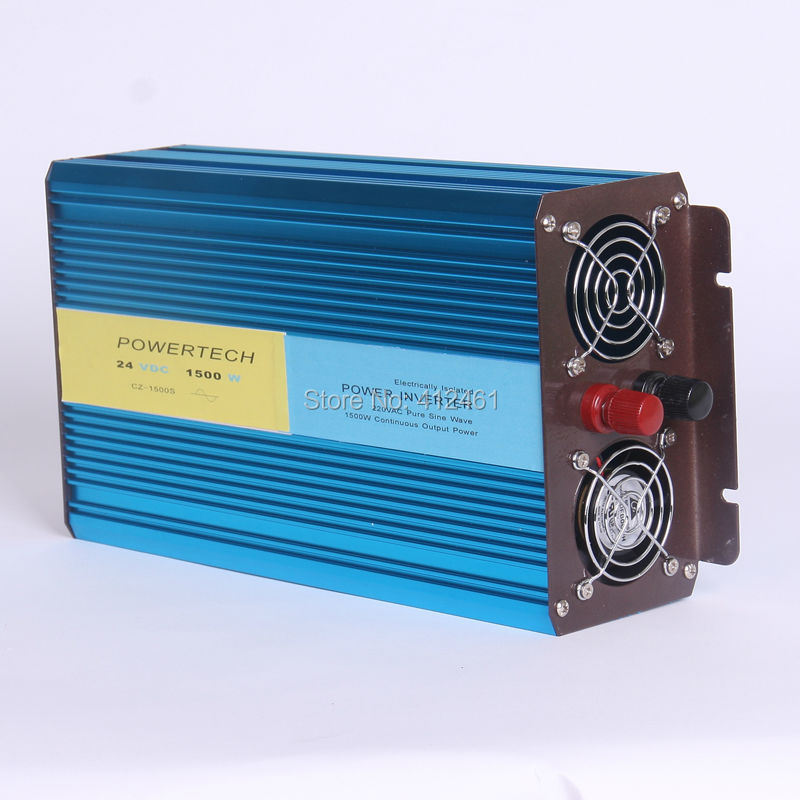 1500W zuivere sinus omvormer  ISO/CE Certificated 1500w pure sine inverter Off-Grid pure sine Inverter 1500W 24V<br><br>Aliexpress
