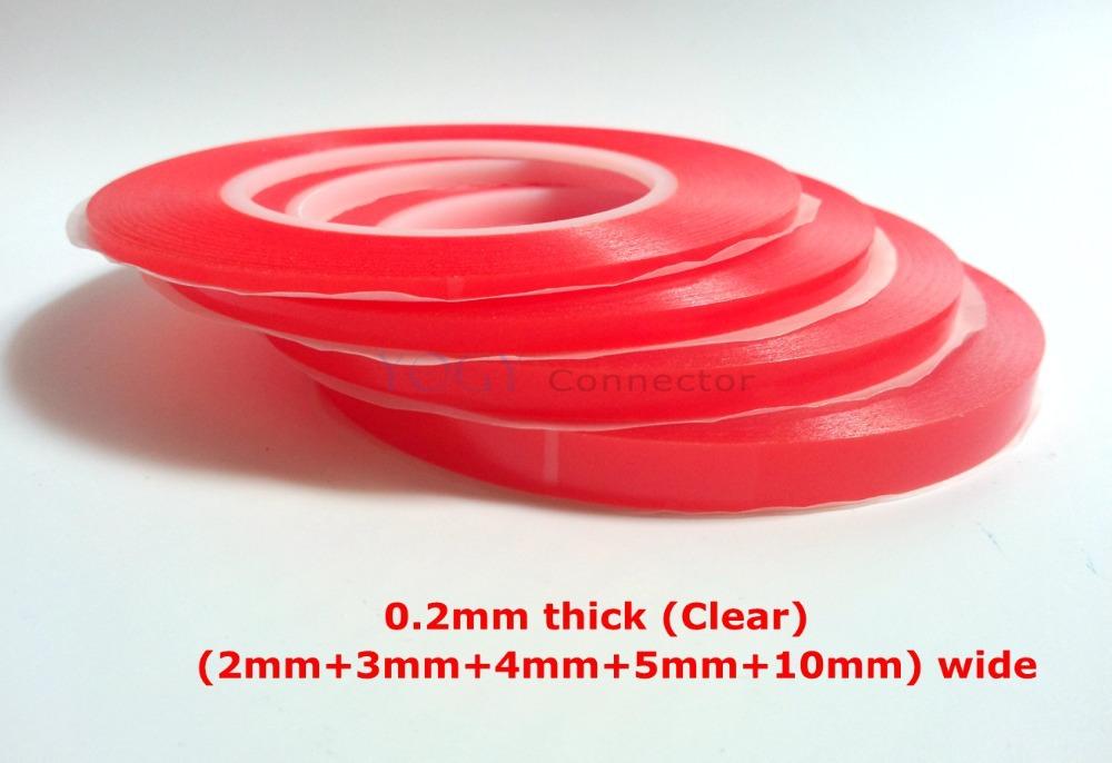 Скотч YOGY 0,2 , 5 2/3 /4 /5 /10 0.2mm thick
