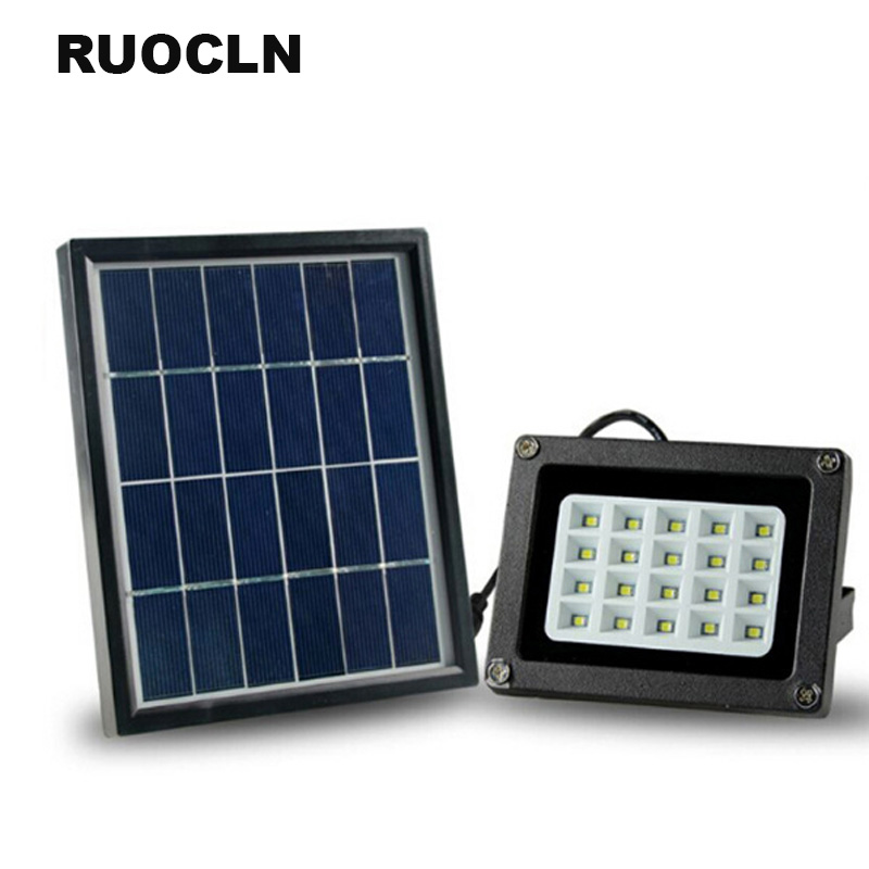 20 LED Energy saving Solar Lights waterproof Outdoor Garden Yard Lawn Or Indoor Home Use Security Lamp Bright Spotlight(China (Mainland))