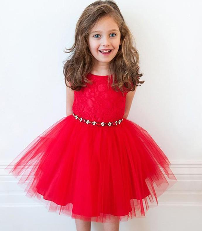 Fleur fille robes pour les mariages 2015 dentelle diamant for Robes de fleurs pour les mariages