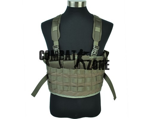 Mens Outdoor Military Tactical Protective Vest 1000D Load Bearing Boar Chest Rig 4 Color Free Shipping<br><br>Aliexpress