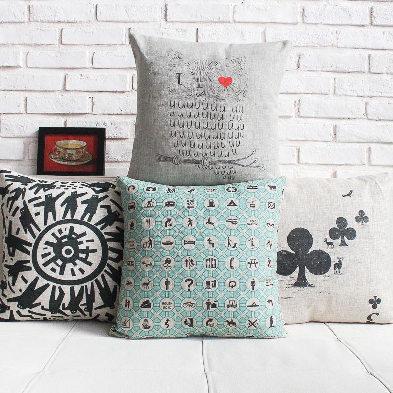 Wholesale Creative Decorative Cushion Covers Modern Style Pillows Best Decorative Pillow Covers Wholesale