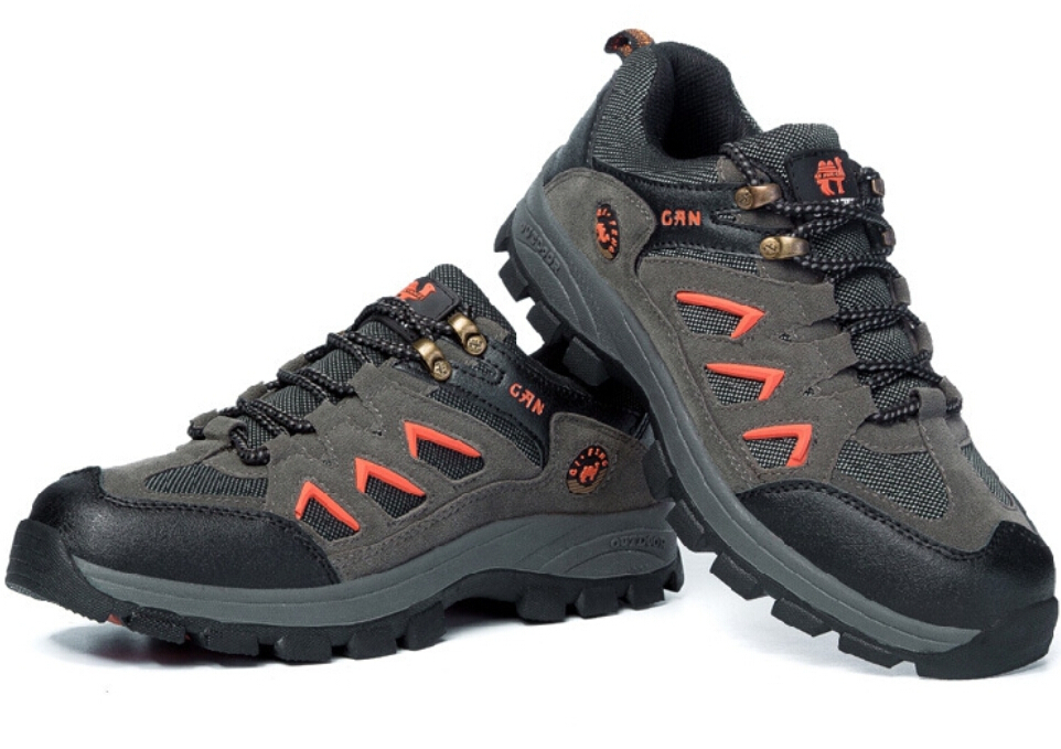 men shoes waterproof anti-skid mountain climbing boots athletic trekking breathable outdoor hiking - Outdoor Idea store