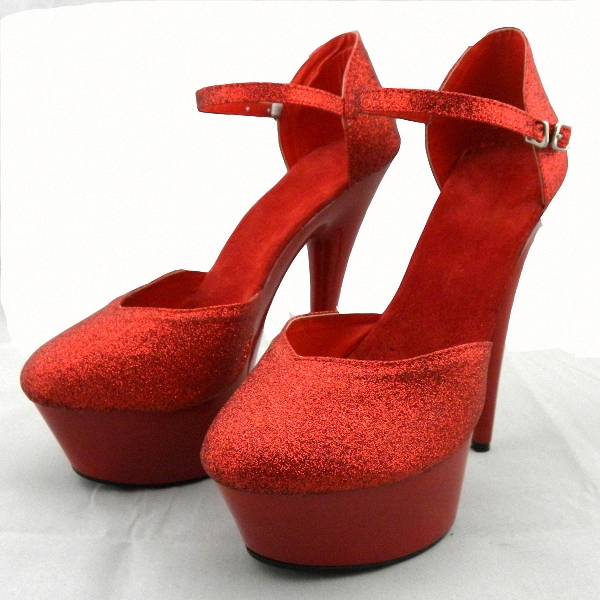 wedding shoes platform 6 inch stiletto heel shoes hot sale, 15 cm sexy high-heeled shoes women's shoes(China (Mainland))