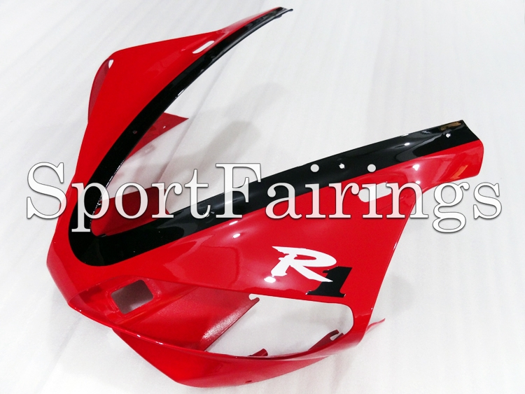 Upper Nose Front Fairing For Yamaha R1 00 01 Year 2000 2001 Injection ABS Cowling Motorcycle Body Frame Customize Any Colors(China (Mainland))