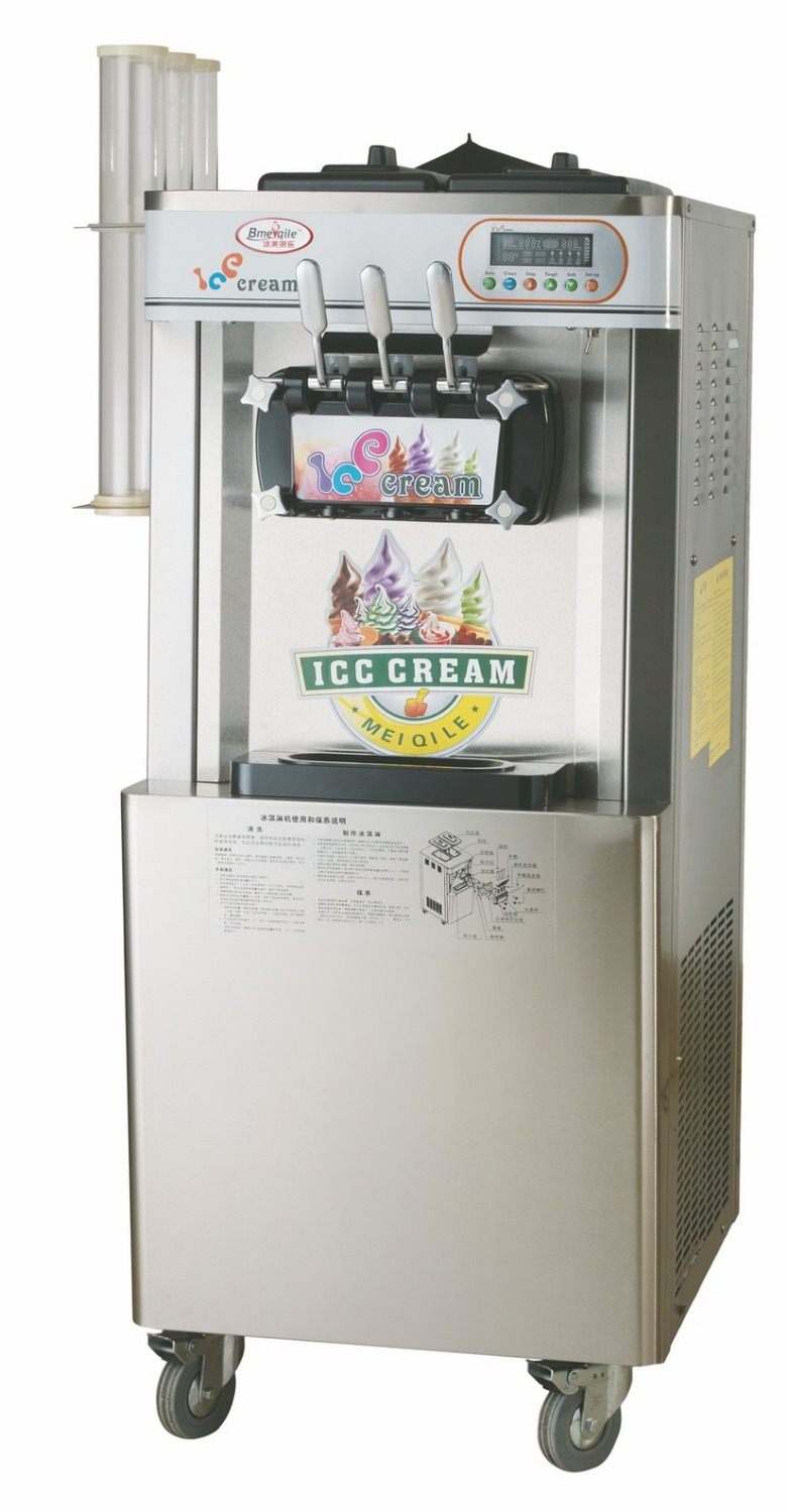 32l stainless steel soft ice cream machine for sale in for Ice makers for sale
