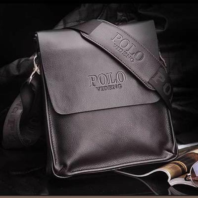 2015 New Arrive famous brand Italian design genuine leather men bag fashion men messenger bag bussiness bag A53(China (Mainland))