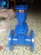 FDZ45X-16 encryption security locking flange soft sealing gate valve DN40-DN400 4 inch 2 inch(China (Mainland))
