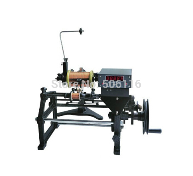 NEW NZ-2 Manual Automatic Coil Hand Winding Machine Winder free shipping(China (Mainland))
