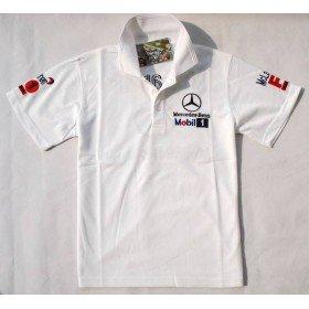 Mercedes benz mobil 1 camisetas f1 mclaren f1 t shirt benz for T shirt mercedes benz