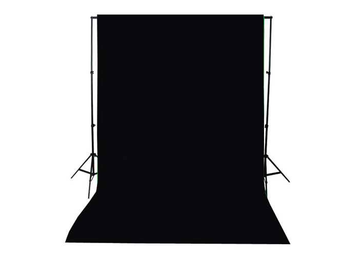 1.5x3m Black Non-woven fabric Photo Photography Backdrop Background Cloth 5x10ft<br><br>Aliexpress