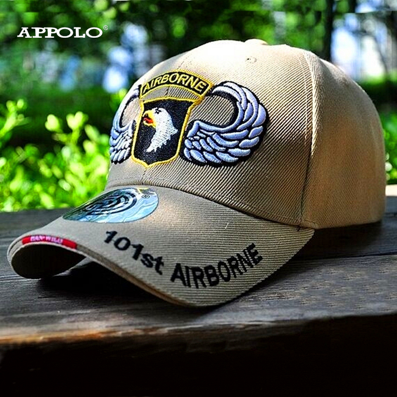 USA Troops 101st Airborne Caps Men Women Outdoor Sports Casual Army Baseball Caps Black Military Visors 101st Airborne CapsОдежда и ак�е��уары<br><br><br>Aliexpress
