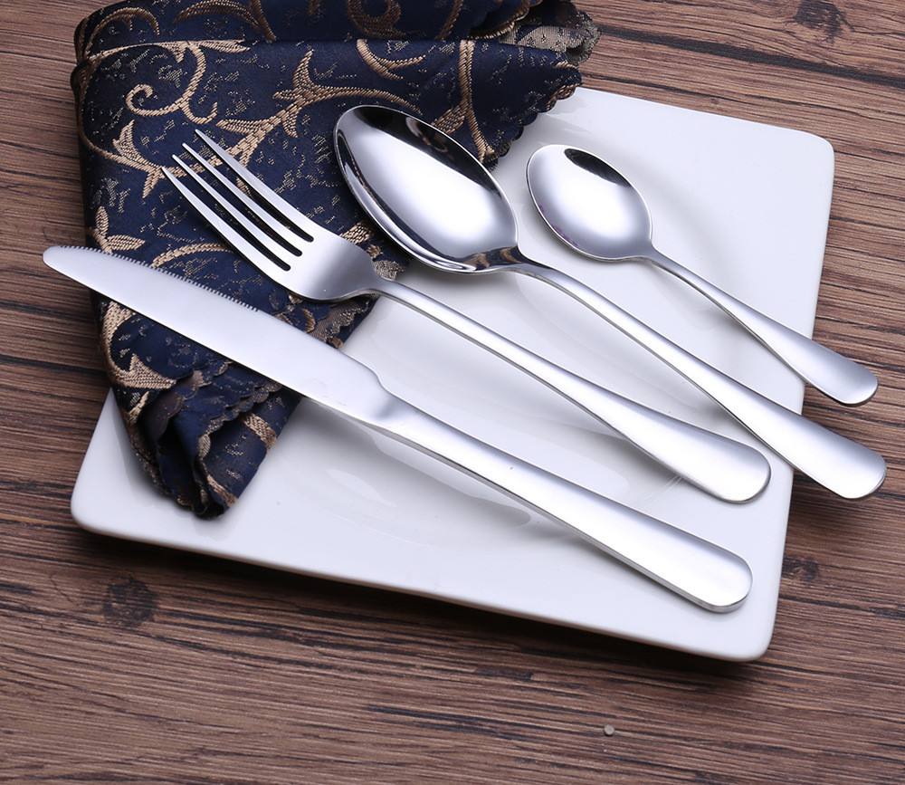 Buy Royal Cutlery 304 Stainless steel Steel Flatware 4 Piece Place Setting cheap