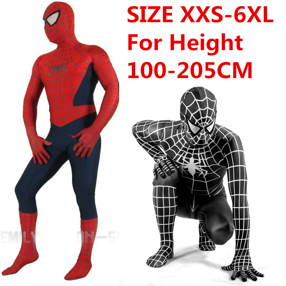 Zentai Spiderman Suit Reviews - Online Shopping Zentai Spiderman ...