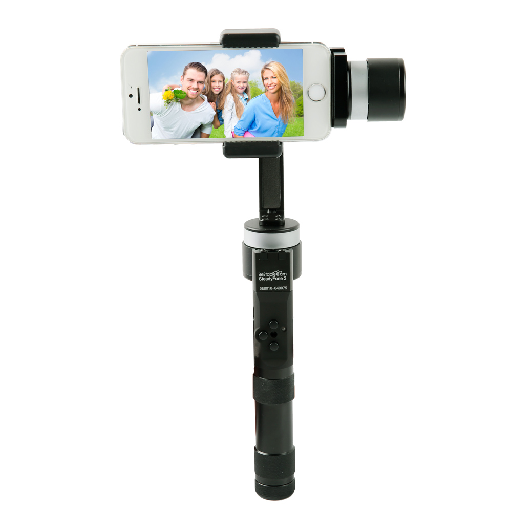 Newest and best! SmartPhone 3-Axis Handheld Brushless Gimbal Mobile Self-Stabilizer Mount Complete Set  <br>