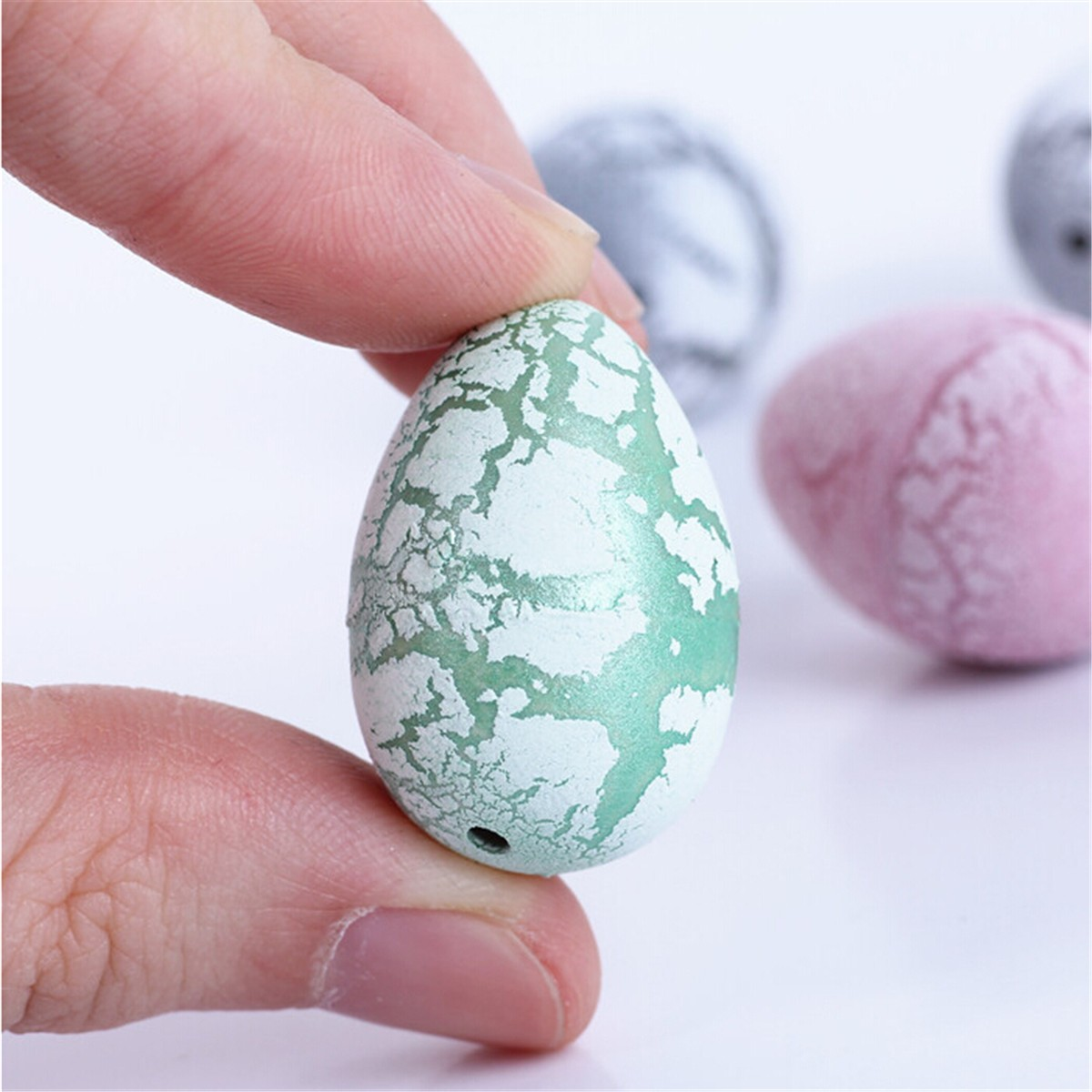 New 1 PC Hatching Growing Dinosaur Dino Eggs Add Water Magic Cute Children Kids Toy Gift<br><br>Aliexpress