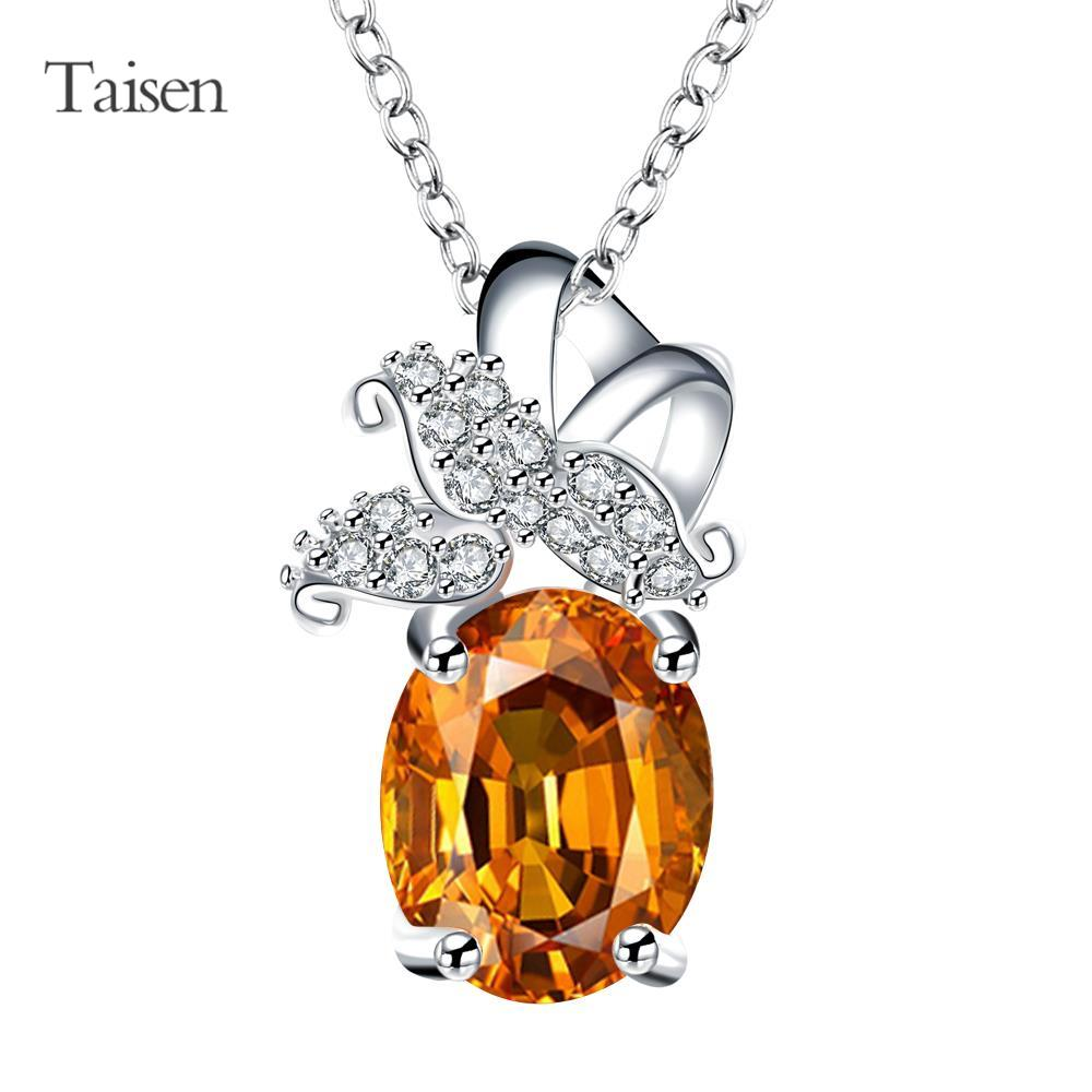 chains ladies bijuteria Silver plated necklace famous brand new design pendant romantic necklaces jewelry for women hot sale(China (Mainland))