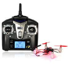 2015 Original Remote control toys 4CH LED RC Quadcopter RTF 2.4GHz Mini UFO craft 2.4 G LCD remote control Quadcopter toys