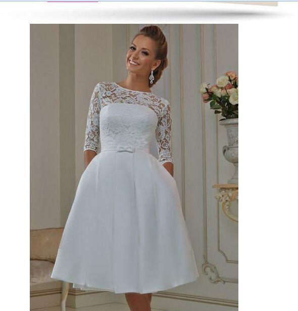 Popular Wedding Dress with Pockets-Buy Cheap Wedding Dress with ...