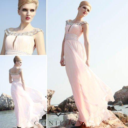 mermaid evening gownsstunning dress prom pink beach