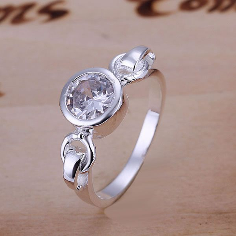 ring silver plated ring silver fashion jewelry ring