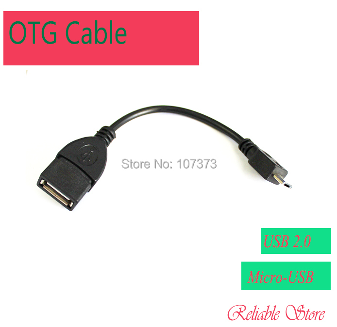 Кабель для передачи данных USB OTG Samsung HTC Sony Android Tablet PC MP3/MP4 OTG-1 картридер deppa otg connection kit для asus tablet pc черный 11403