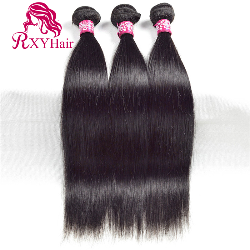 RXY Hair New 6A Cambodian Straight Virgin Hair Weave Cheap Virgin Cambodian Human Hair Extension Straight 8-30inch Free Shipping