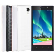 5″ Android 4.4 Quad Core Mobile Phone ARMv7 Processor 768.0~1200.0MHz RAM 512B ROM 4GB 5inch Unlocked WCDMA GPS QHD Smartphone