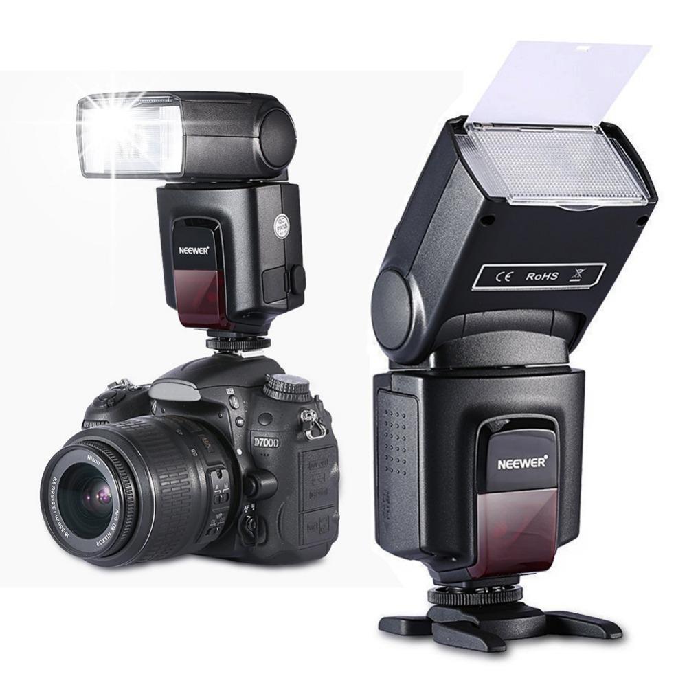 neewer tt560 camera flash speedlite for canon 60d 760d. Black Bedroom Furniture Sets. Home Design Ideas