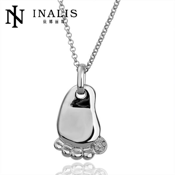 N072 Nigerian Wedding African Beads Jewelry Crystal Gold Plated Fine Jewelry Choker Statement Necklace Pendants Chain collier(China (Mainland))