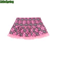 2016 plaid baby girl skirt  red classical skirt summer style kids skirt children's clothing new hot selling baby girls clothing(China (Mainland))