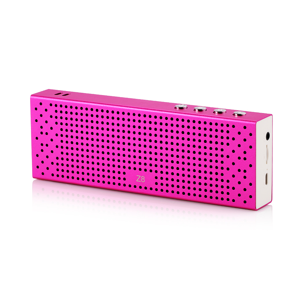 Wireless Bluetooth Speaker TF AUX USB Built-in Mic Hands-free Portable Mp3 Mini Subwoofer Retail Box 2016 New - LEMFO 3C Brand Mall store