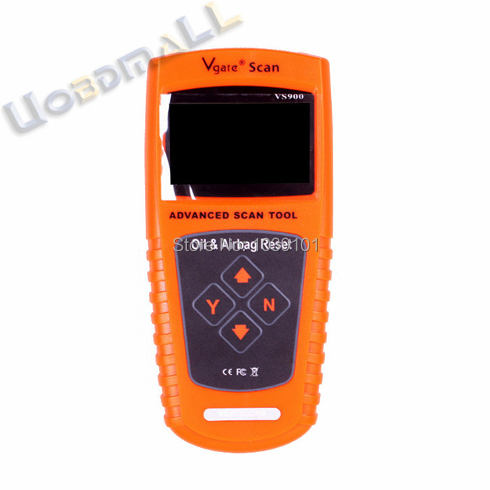 OBD2 OBD II Diagnostic Code Reader VS900 Oil Service Reset Tool And Vgate VS900 Airbag Reset Tool DHL Free Shipping<br><br>Aliexpress