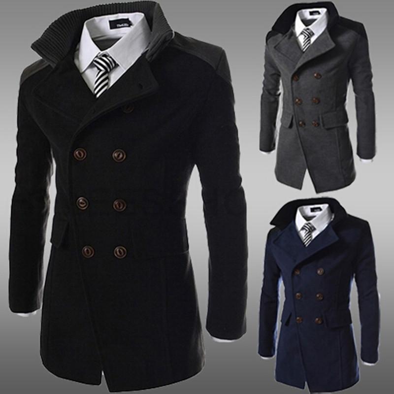 Online Get Cheap Long Coats for Men -Aliexpress.com   Alibaba Group