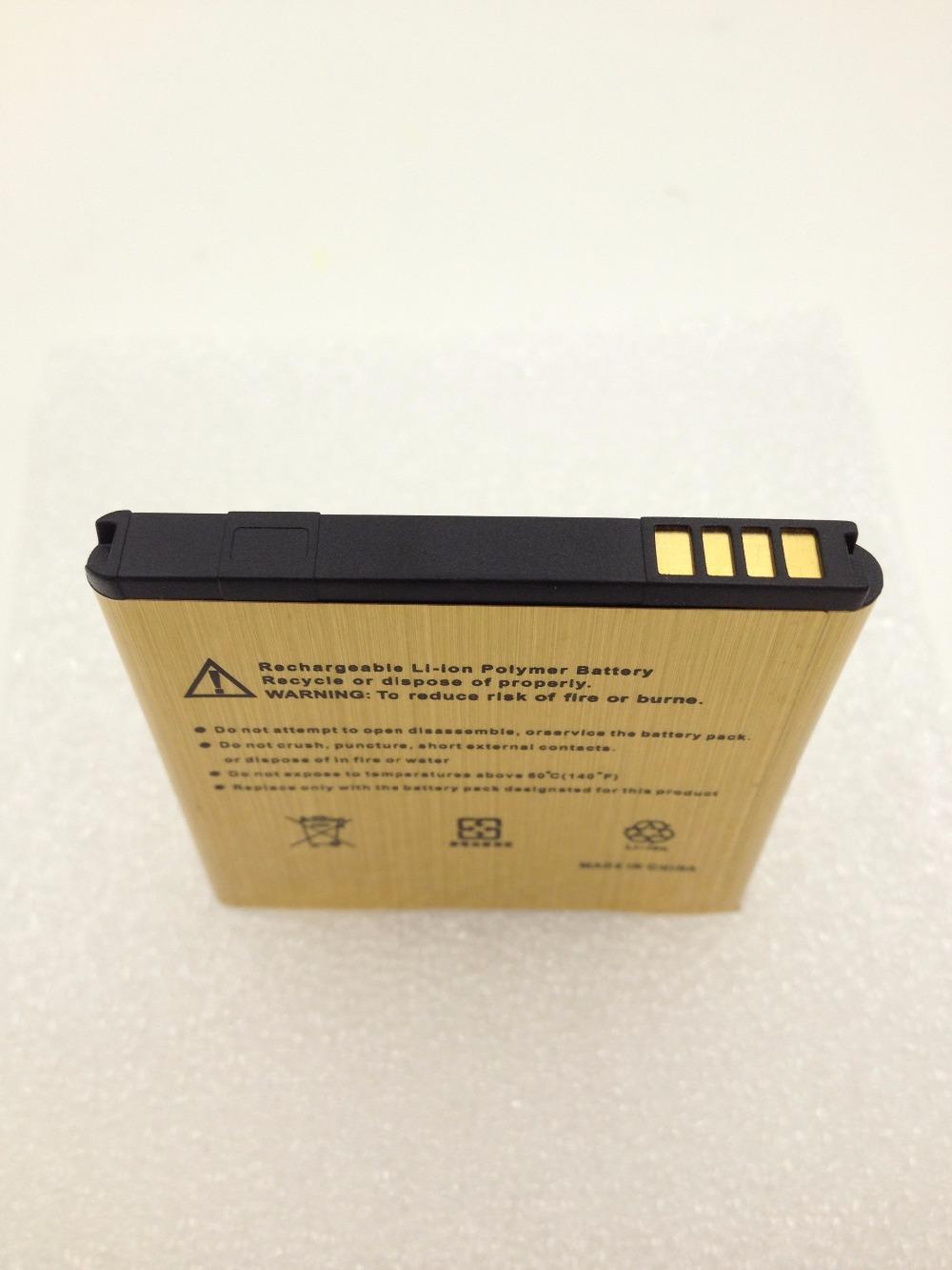 2450mAh Golden Battery For HTC Sensation XE Pyramid 4G Z710E G14 BG58100 Phone Battery
