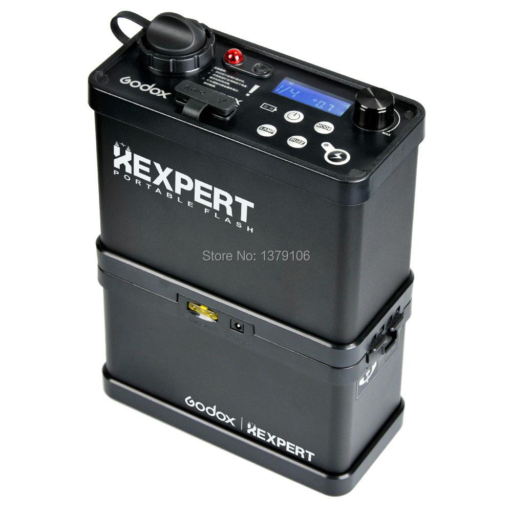 ... Godox ES400P 400W Studio Flash Black Wireless Power Control Portable  Flash Outdoor Strobe Light For ...