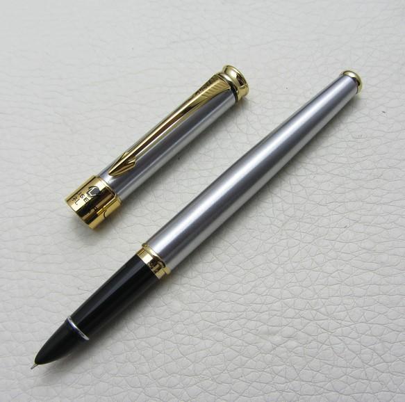 LISEUR Fountain pen Silver and Gold Cilp EF Nib L9020<br><br>Aliexpress