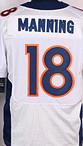 Men's 58 Von 94 DeMarcus 95 Derek 12 Paxton 10 Emmanuel 18 Peyton jersey(China (Mainland))