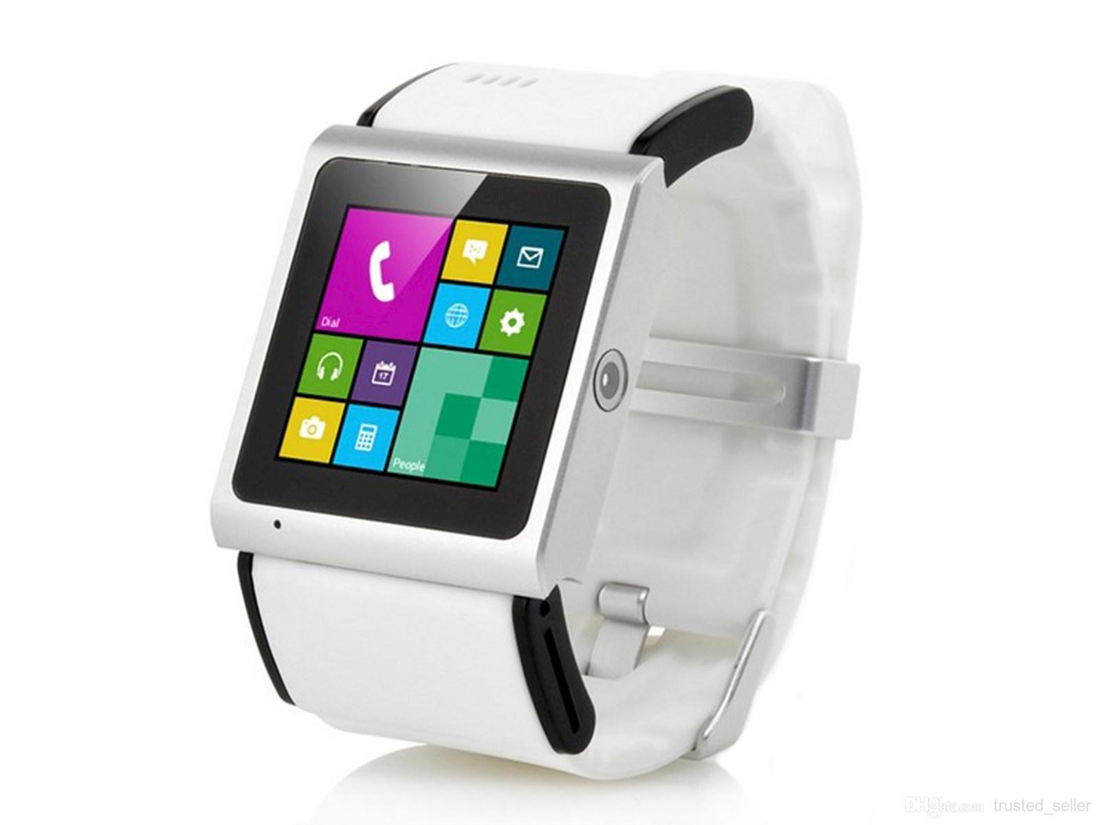 3G smart watch phone with alarm Remote Control Passometer ...
