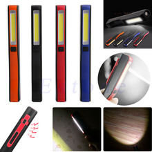 COB LED Magnetic Inspection Work Light Mini Pen Emergency Lamp Torch Camping(China (Mainland))