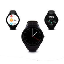 2016 высокое качество SmartWatch MTK6572 1.3 » 360 x 360 Android 4.4 512 МБ и 4 ГБ ROM SmartWatch с wi-fi Bluetooth сердечного ритма № 1 D5