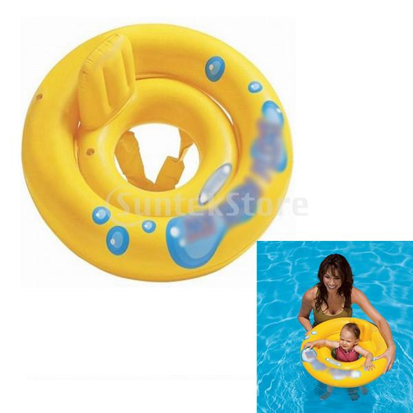 New 2014 Brand New 2014 Brand New Baby Pool Float Toy Infant Ring Toddler Inflatable Ring Baby Float Swim Ring Sit in Pool(China (Mainland))