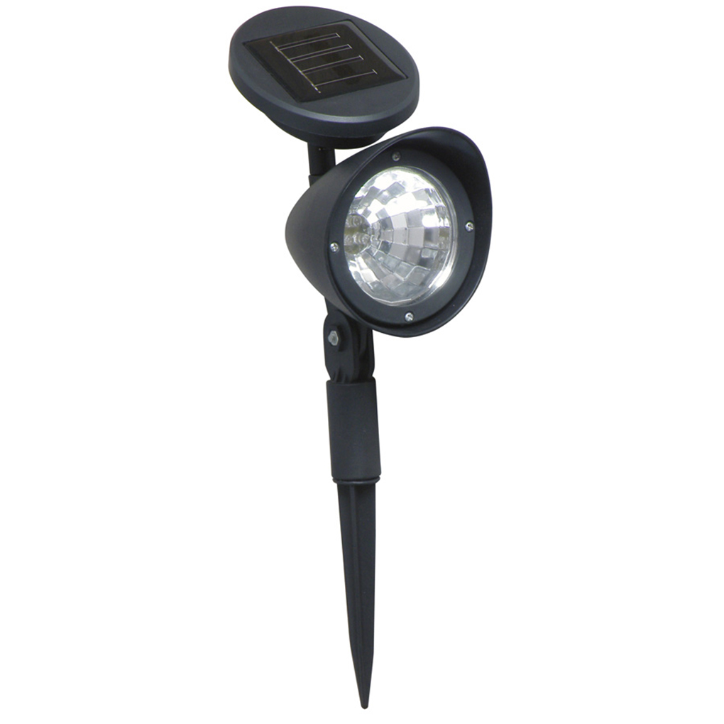 4 LED Waterproof Solar Power Lighting Buried Ground Light Lawn Light Rechargeable(China (Mainland))